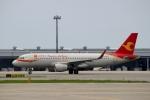 ハピネスさんが、関西国際空港で撮影した天津航空 A320-214の航空フォト(写真)