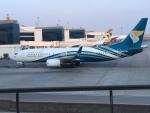 twinengineさんが、カイロ国際空港で撮影したオマーン航空 737-81Mの航空フォト(写真)