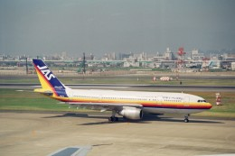 tokadaさんが、福岡空港で撮影した日本エアシステム A300B4-2Cの航空フォト(飛行機 写真・画像)