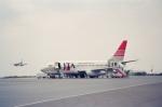tokadaさんが、石垣空港で撮影した日本トランスオーシャン航空 737-205/Advの航空フォト(写真)