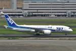 B747‐400さんが、羽田空港で撮影した全日空 787-8 Dreamlinerの航空フォト(写真)