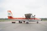 tokadaさんが、多良間空港で撮影した琉球エアーコミューター DHC-6-300 Twin Otterの航空フォト(写真)
