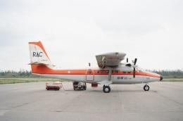 tokadaさんが、多良間空港で撮影した琉球エアーコミューター DHC-6-300 Twin Otterの航空フォト(飛行機 写真・画像)