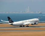 STAR TEAMさんが、中部国際空港で撮影したルフトハンザドイツ航空 A340-313Xの航空フォト(写真)