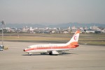 tokadaさんが、名古屋飛行場で撮影した南西航空 737-2Q3/Advの航空フォト(写真)