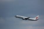 meijeanさんが、新千歳空港で撮影した中国国際航空 737-86Nの航空フォト(写真)