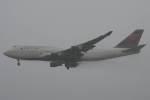木人さんが、成田国際空港で撮影したデルタ航空 747-451の航空フォト(写真)