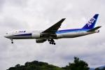 HISAHIさんが、福岡空港で撮影した全日空 777-281の航空フォト(写真)