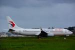 HISAHIさんが、福岡空港で撮影した中国東方航空 737-89Pの航空フォト(写真)