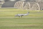 kon chanさんが、嘉手納飛行場で撮影したアメリカ海兵隊 UC-12W Super King Air (A200C)の航空フォト(写真)