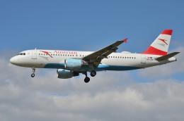 航空フォト:OE-LBR オーストリア航空 A320