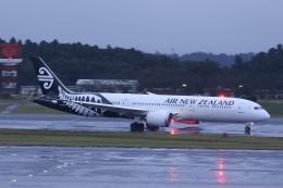 VIPERさんが、成田国際空港で撮影したニュージーランド航空 787-9の航空フォト(写真)