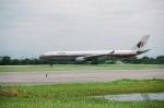 tokadaさんが、名古屋飛行場で撮影したマレーシア航空 A330-322の航空フォト(写真)