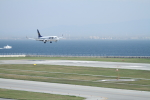 pepeさんが、神戸空港で撮影したスカイマーク 737-8HXの航空フォト(写真)