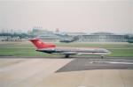 tokadaさんが、名古屋飛行場で撮影したノースウエスト航空 727-2M7/Advの航空フォト(写真)