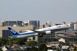 AkiChup0nさんが、伊丹空港で撮影した全日空 787-9の航空フォト(写真)