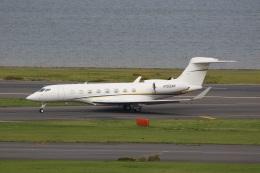 VIPERさんが、羽田空港で撮影したウェルズ・ファーゴ・バンク・ノースウェスト G-V-SP Gulfstream G550の航空フォト(写真)