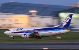 VIPERさんが、伊丹空港で撮影したANAウイングス 737-54Kの航空フォト(写真)