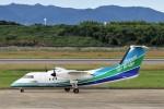 にしやんさんが、長崎空港で撮影したオリエンタルエアブリッジ DHC-8-201Q Dash 8の航空フォト(写真)