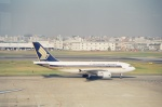 tokadaさんが、福岡空港で撮影したシンガポール航空 A310-324の航空フォト(写真)