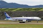 にしやんさんが、長崎空港で撮影した全日空 777-281/ERの航空フォト(写真)