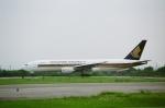 tokadaさんが、名古屋飛行場で撮影したシンガポール航空 777-212/ERの航空フォト(写真)