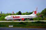 まいけるさんが、コーンケン空港で撮影したタイ・ライオン・エア 737-9GP/ERの航空フォト(写真)
