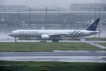 mojioさんが、羽田空港で撮影したガルーダ・インドネシア航空 777-3U3/ERの航空フォト(写真)