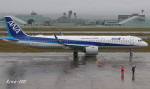 RINA-200さんが、小松空港で撮影した全日空 A321-272Nの航空フォト(写真)