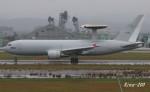 RINA-200さんが、小松空港で撮影した航空自衛隊 E-767 (767-27C/ER)の航空フォト(写真)