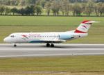 voyagerさんが、ウィーン国際空港で撮影したオーストリア航空 70の航空フォト(飛行機 写真・画像)