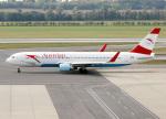 voyagerさんが、ウィーン国際空港で撮影したオーストリア航空 767-3Z9/ERの航空フォト(飛行機 写真・画像)