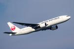 Mame @ TYOさんが、羽田空港で撮影した日本航空 777-289の航空フォト(写真)