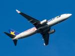 Mame @ TYOさんが、羽田空港で撮影したスカイマーク 737-86Nの航空フォト(写真)