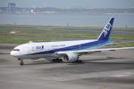 フレッシュマリオさんが、羽田空港で撮影した全日空 777-281の航空フォト(写真)