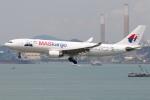 たみぃさんが、香港国際空港で撮影したマレーシア航空 A330-223Fの航空フォト(写真)