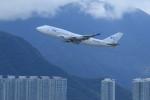 オポッサムさんが、香港国際空港で撮影したパシフィック・エア・カーゴ 747-4B5(BCF)の航空フォト(写真)