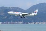 オポッサムさんが、香港国際空港で撮影したマレーシア航空 A330-223Fの航空フォト(写真)
