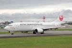 幹ポタさんが、福岡空港で撮影した日本トランスオーシャン航空 737-446の航空フォト(写真)