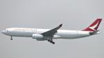 誘喜さんが、香港国際空港で撮影したキャセイドラゴン A330-343Xの航空フォト(写真)