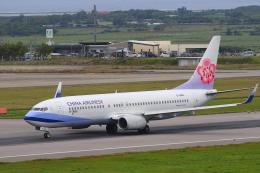 かみじょー。さんが、石垣空港で撮影したチャイナエアライン 737-8ALの航空フォト(飛行機 写真・画像)