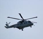 STAR TEAMさんが、岩国空港で撮影した海上自衛隊 MCH-101の航空フォト(写真)