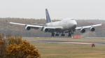 うみBOSEさんが、新千歳空港で撮影したチャイナエアライン 747-409の航空フォト(写真)
