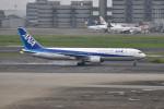 turenoアカクロさんが、羽田空港で撮影した全日空 767-381/ERの航空フォト(写真)