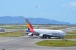 amagoさんが、関西国際空港で撮影したアシアナ航空 A380-841の航空フォト(写真)