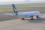 airdrugさんが、中部国際空港で撮影したキャセイパシフィック航空 A330-342の航空フォト(写真)