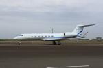 たまさんが、羽田空港で撮影したAMERICAN EXPRESS TRAVEL RELATED SERVICE CO INC G-V-SP Gulfstream G550の航空フォト(写真)
