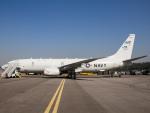 Mame @ TYOさんが、ソウル空軍基地で撮影したアメリカ海軍 P-8A (737-8FV)の航空フォト(写真)