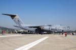 Mame @ TYOさんが、ソウル空軍基地で撮影したアメリカ空軍 C-17A Globemaster IIIの航空フォト(写真)