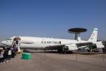Mame @ TYOさんが、ソウル空軍基地で撮影したアメリカ空軍 E-3B Sentry (707-300)の航空フォト(写真)
